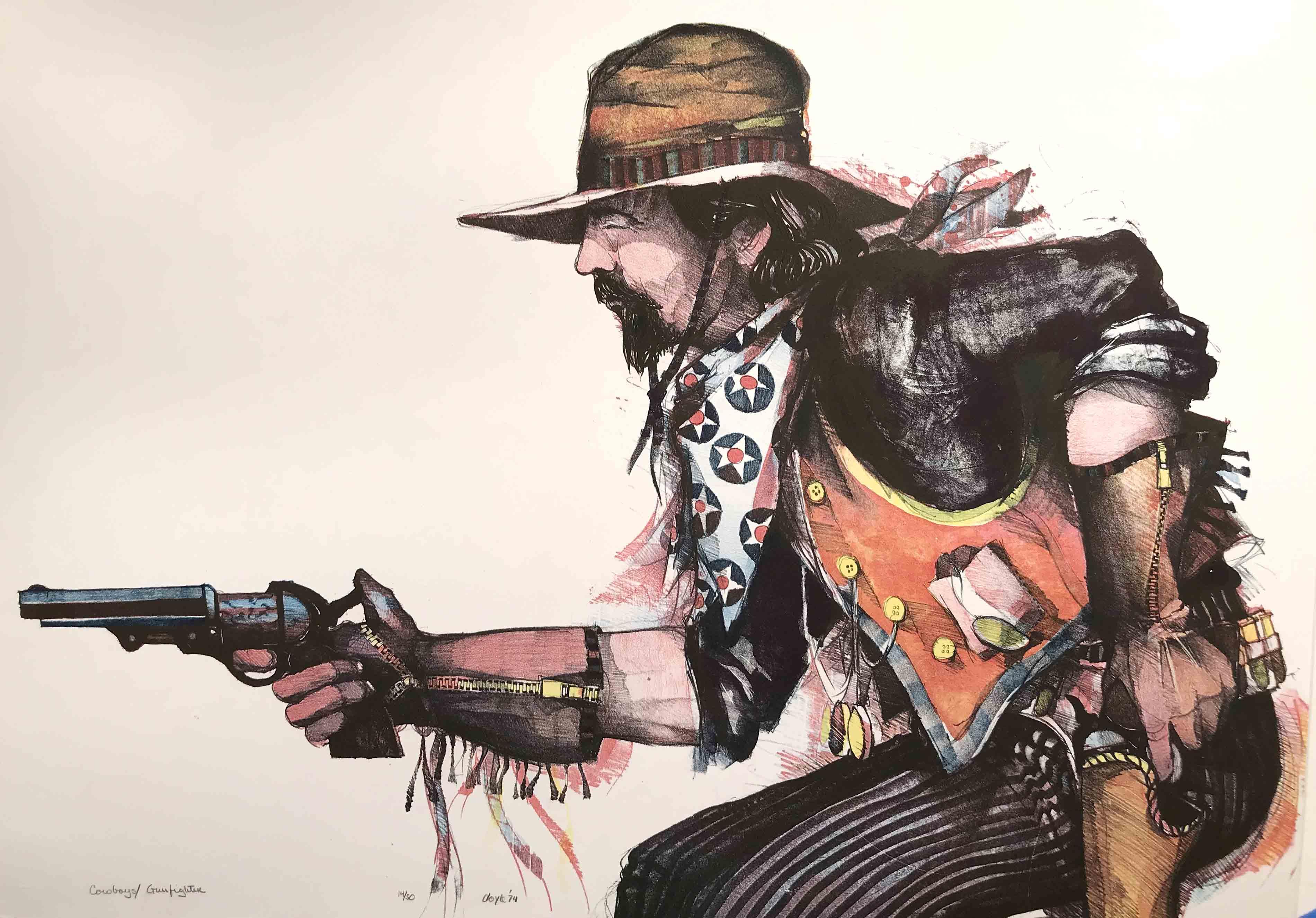 COWBOY SUITE- GUNFIGHTER