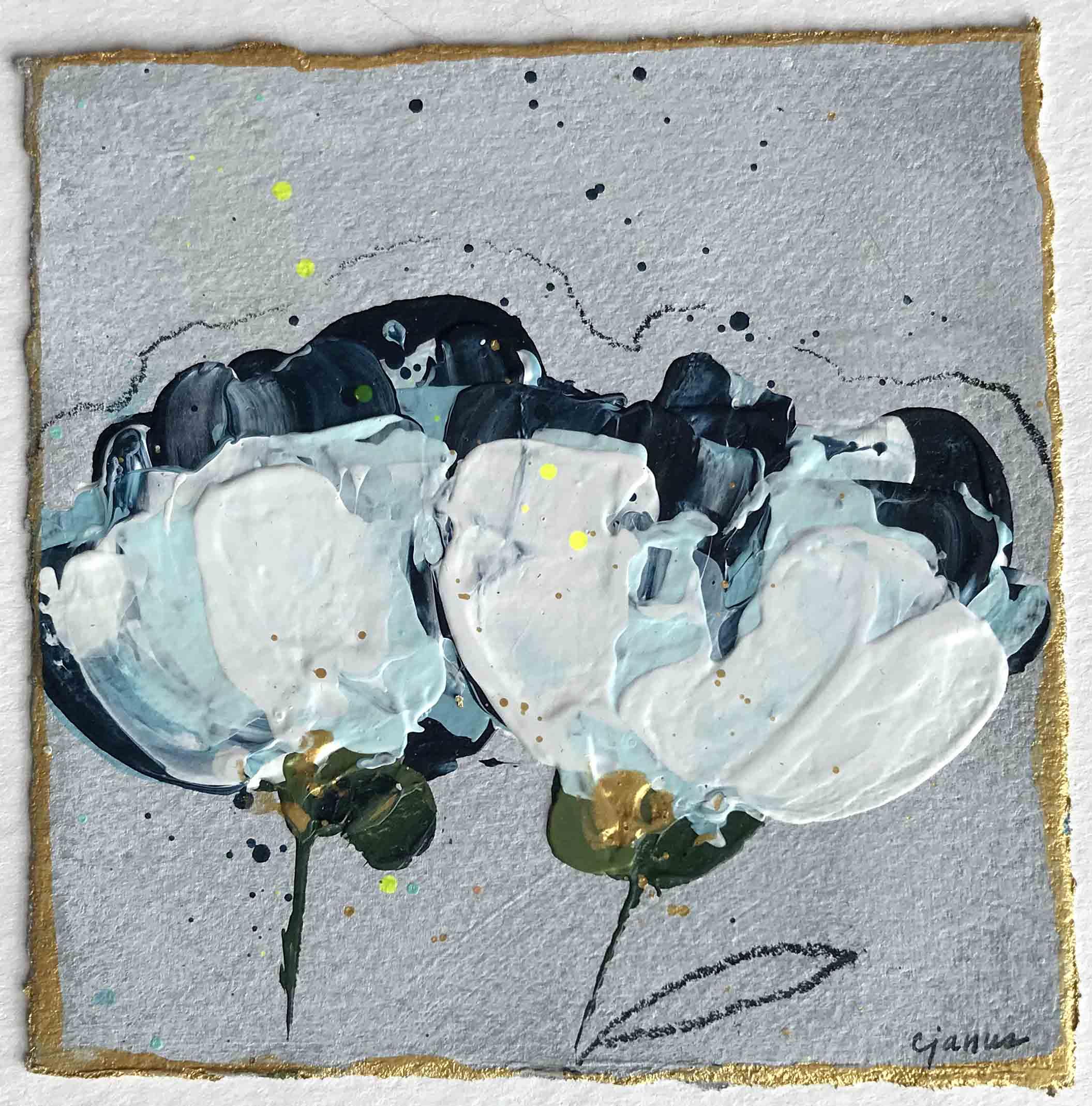 Delicate Florals III